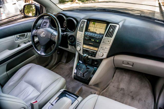 2008 Lexus RX 350  PREMIUM PLUS - NAVI - 120K MILES - HTD STS Reseda, CA 37