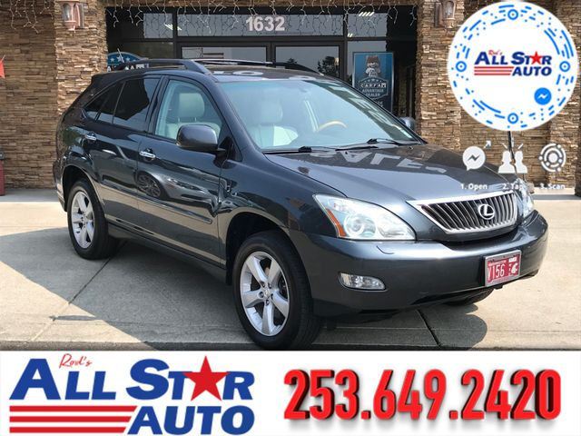 2008 Lexus RX 350 AWD in Puyallup Washington, 98371