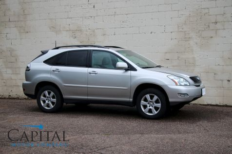 2008 Lexus RX350 AWD Luxury Crossover with Premium Pkg, Heated Seats, Power Moonroof & Great Audio System in Eau Claire