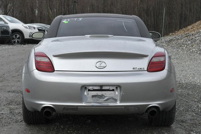 2008 Lexus SC 430 Naugatuck, Connecticut 3