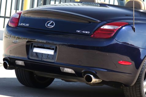 2008 Lexus SC 430 Base* Navi* EZ Finance** | Plano, TX | Carrick's Autos in Plano, TX
