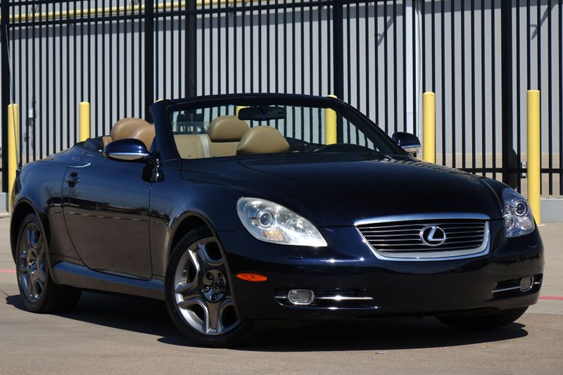 2008 Lexus SC 430 Base* Navi* EZ Finance** | Plano, TX | Carrick's Autos in Plano TX