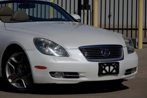 2008 Lexus SC 430 Nav*EZ Finance** | Plano, TX | Carrick's Autos in Plano, TX