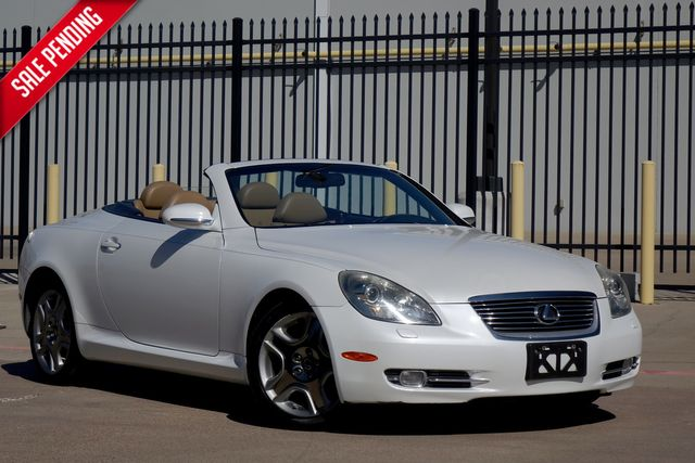 2008 Lexus SC 430 Nav*EZ Finance** | Plano, TX | Carrick's Autos in Plano TX