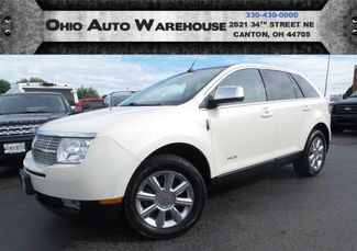 2008 Lincoln MKX AWD Ultimate Navi Pano Clean Carfax We Finance | Canton, Ohio | Ohio Auto Warehouse LLC in Canton Ohio