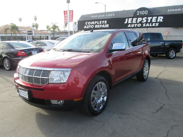 2008 Lincoln MKX Luxury SUV