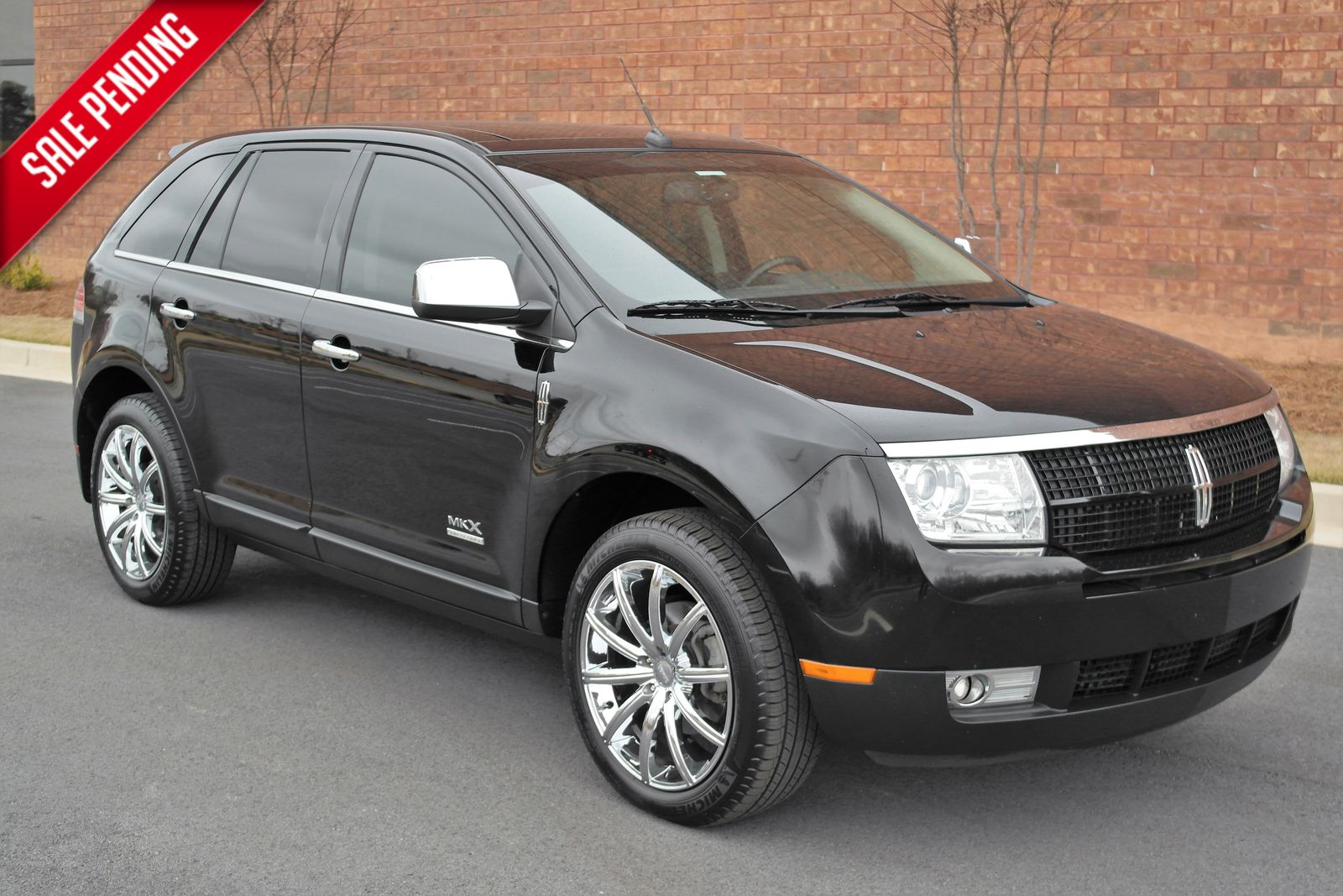 2008 Lincoln Mkx Special Edition Awd Flowery Branch Ga Lakeside