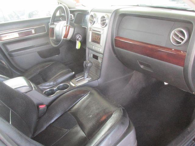 2008 Lincoln MKZ Gardena, California 8