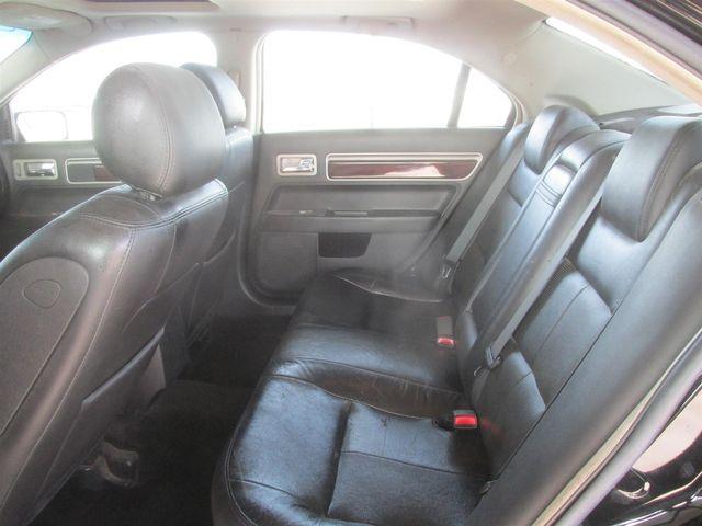2008 Lincoln MKZ Gardena, California 11