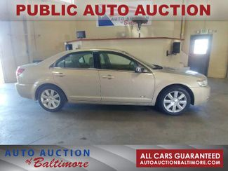 2008 Lincoln MKZ  | JOPPA, MD | Auto Auction of Baltimore  in Joppa MD