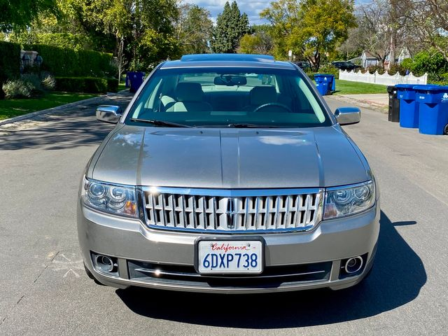 2008 Lincoln MKZ SEDAN 74K MLS NAVIGATION 1-OWNER SERVICE RECORDS NEW TIRES in Van Nuys, CA 91406