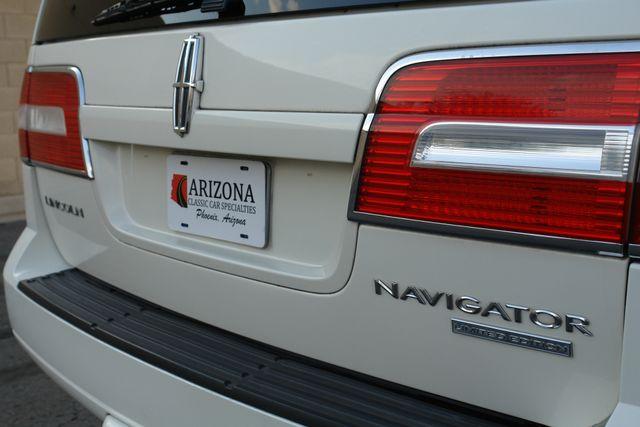 2008 Lincoln Navigator Limited Phoenix, AZ 3