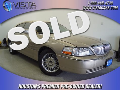 2008 Lincoln Town Car Limited in Houston, Texas
