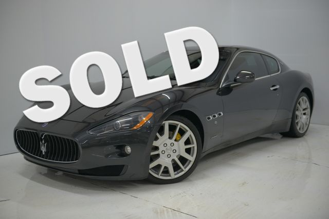 2008 Maserati GranTurismo Houston, Texas