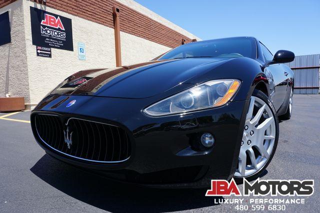 2008 Maserati GranTurismo Coupe Gran Turismo 1 Owner Clean CarFax LOW MILES in Mesa, AZ 85202