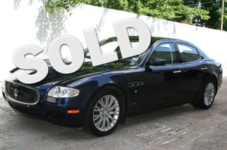 2008 Maserati Quattroporte Houston, Texas