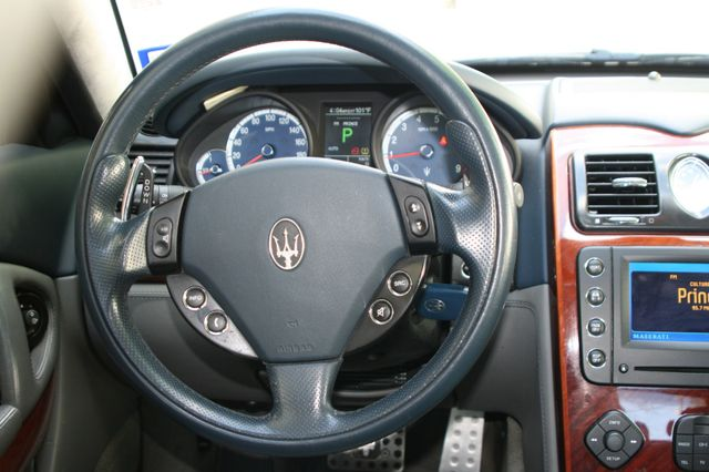 2008 Maserati Quattroporte Houston, Texas 13