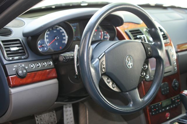 2008 Maserati Quattroporte Houston, Texas 17