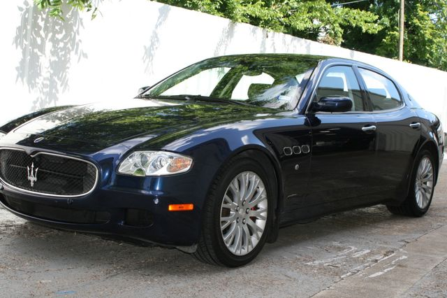 2008 Maserati Quattroporte Houston, Texas 2