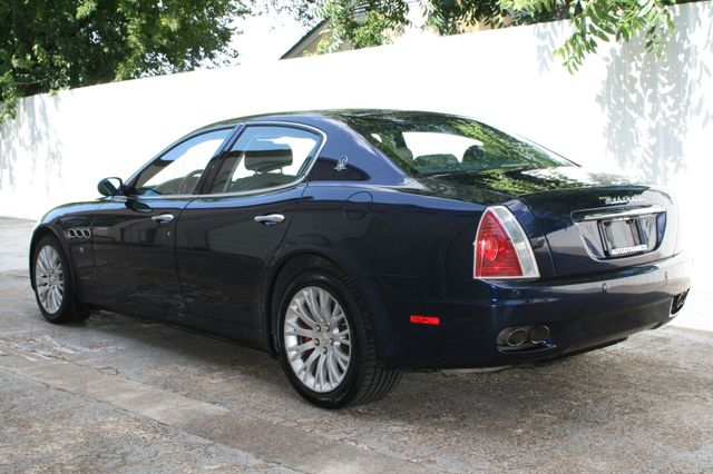 2008 Maserati Quattroporte Houston, Texas 3