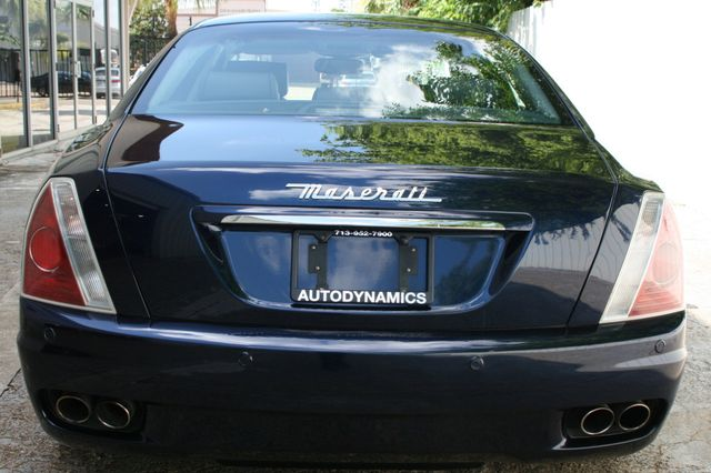 2008 Maserati Quattroporte Houston, Texas 4
