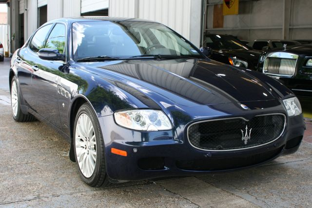 2008 Maserati Quattroporte Houston, Texas 6