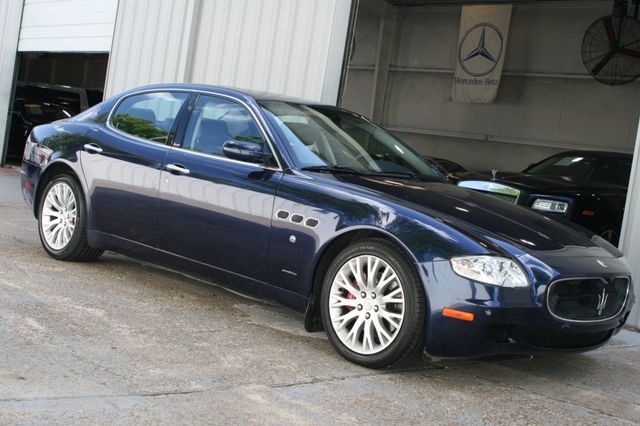 2008 Maserati Quattroporte Houston, Texas 7