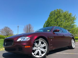 2008 Maserati Quattroporte Executive GT M139 in Leesburg, Virginia 20175