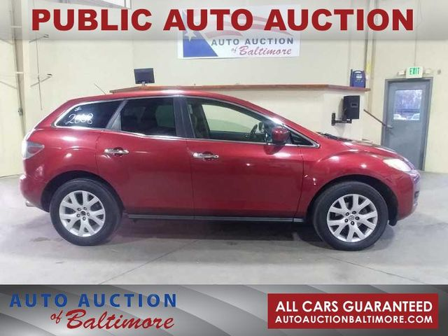 2008 Mazda CX-7 Grand Touring | JOPPA, MD | Auto Auction of Baltimore  in Joppa MD