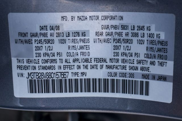2008 Mazda CX-9 Grand Touring Reseda, CA 45