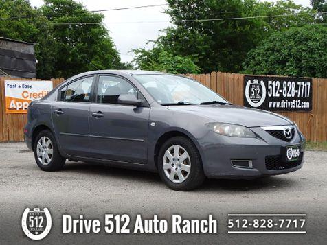2008 Mazda Mazda3 Man i Sport *Ltd Avail* in Austin, TX