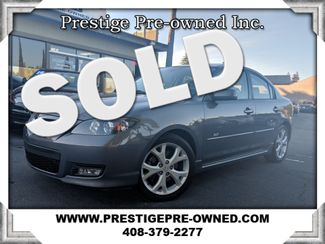 2008 Mazda MAZDA3 s GT *Ltd Avail*  in Campbell CA