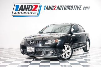 2008 Mazda Mazda3 i Touring Value in Dallas TX