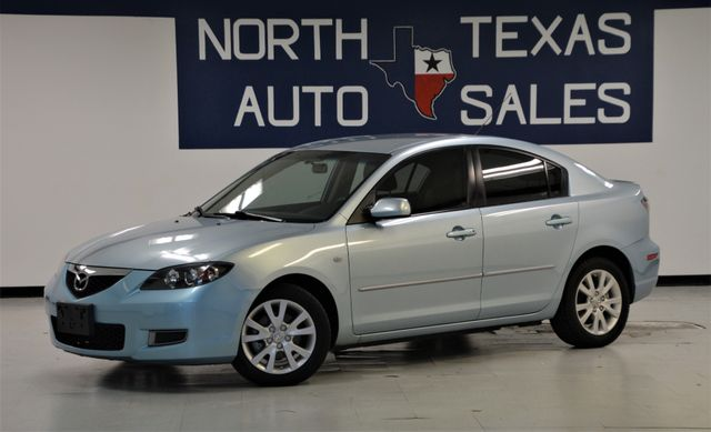 2008 Mazda Mazda3 i 1 Owner in Dallas, TX 75247
