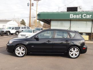 2008 Mazda Mazda3 s GT *Ltd Avail* Englewood, CO 8