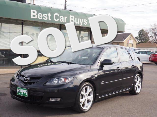 2008 Mazda Mazda3 s GT *Ltd Avail* Englewood, CO
