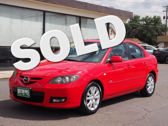 2008 Mazda Mazda3 s Sport *Ltd Avail* Englewood, CO