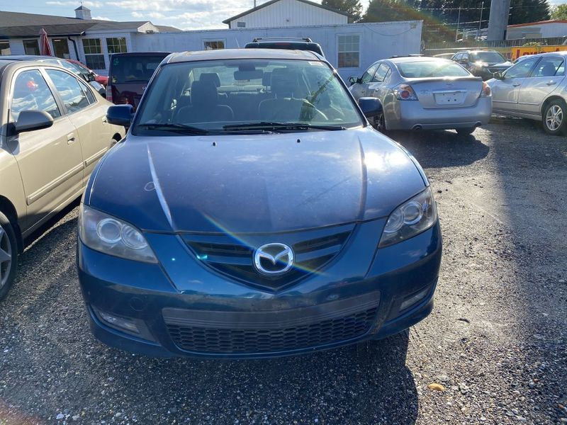 2008 Mazda Mazda3 s GT Ltd Avail  city MD  South County Public Auto Auction  in Harwood, MD
