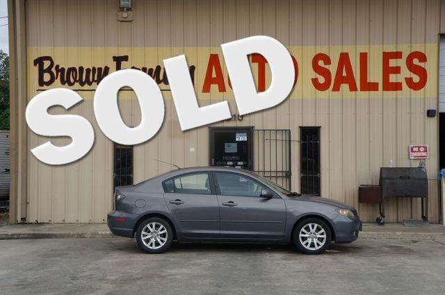 2008 Mazda Mazda3 i Touring *Ltd Avail | Houston, TX | Brown Family Auto Sales in Houston TX
