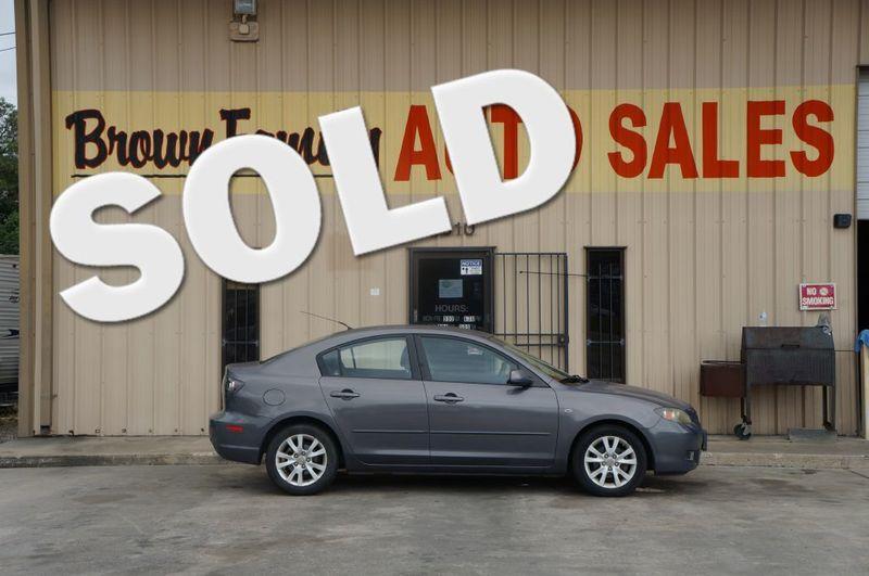 2008 Mazda Mazda3 i Touring *Ltd Avail   Houston, TX   Brown Family Auto Sales in Houston TX