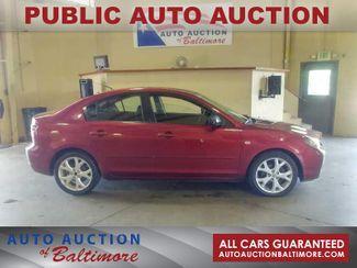 2008 Mazda Mazda3 i Touring Value   JOPPA, MD   Auto Auction of Baltimore  in Joppa MD
