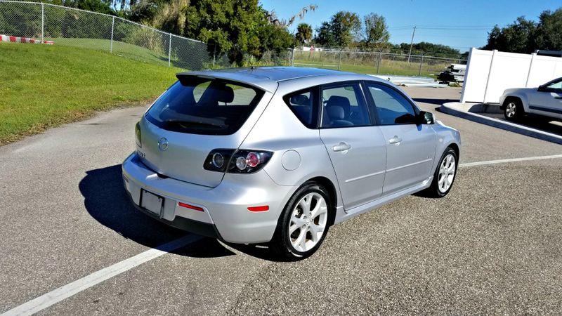 2008 Mazda Mazda3 s Sport Ltd Avail MANUAL 1 OWNER CLEAN CARFAX   Palmetto, FL   EA Motorsports in Palmetto, FL