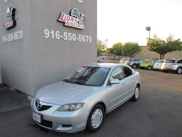 2008 Mazda Mazda3 Sport *Ltd Avail* in Sacramento CA, 95825
