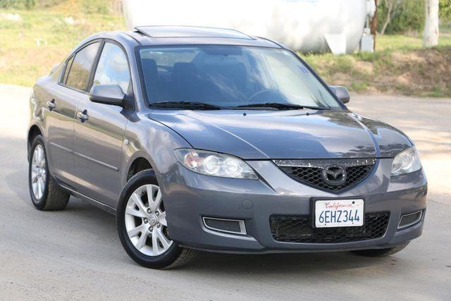 2008 Mazda Mazda3 i Touring 5 SPEED Santa Clarita, CA 3