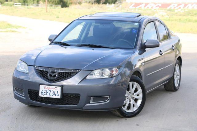2008 Mazda Mazda3 i Touring 5 SPEED Santa Clarita, CA 4