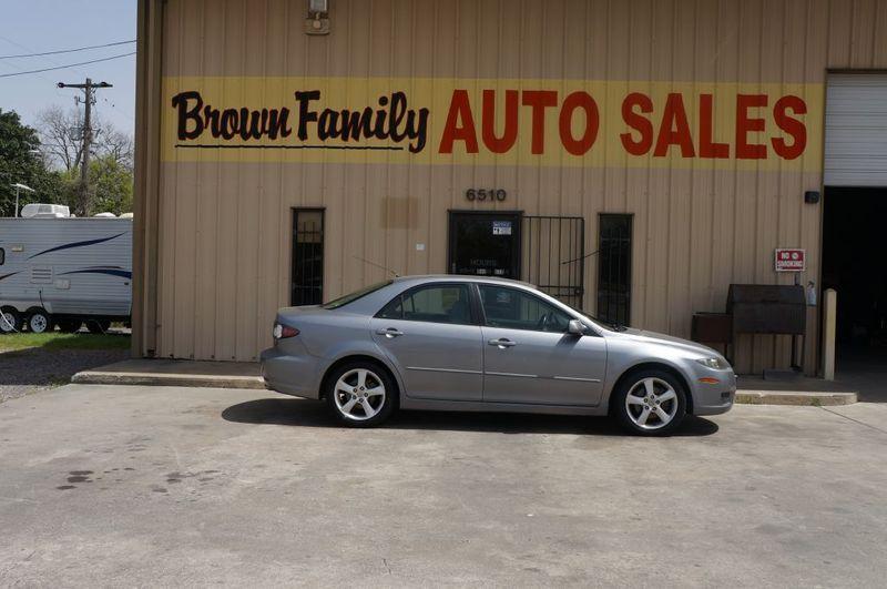 2008 Mazda Mazda6 i Sport VE   Houston, TX   Brown Family Auto Sales in Houston TX
