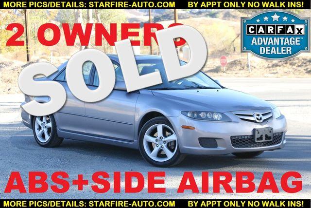 2008 Mazda Mazda6 i Sport VE Santa Clarita, CA