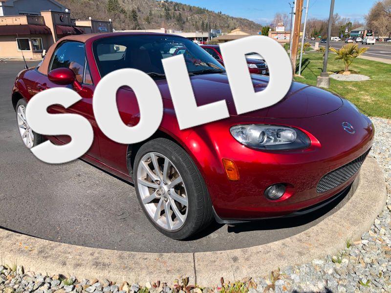 2008 Mazda MX-5 Miata Grand Touring | Ashland, OR | Ashland Motor Company in Ashland OR