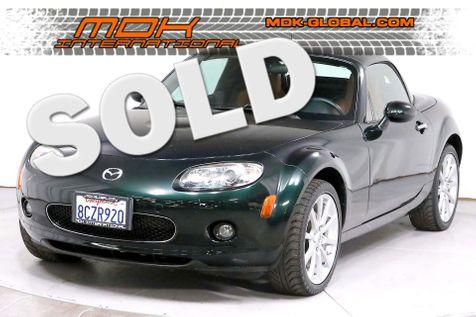 2008 Mazda MX-5 Miata Grand Touring - Manual - New Tires in Los Angeles