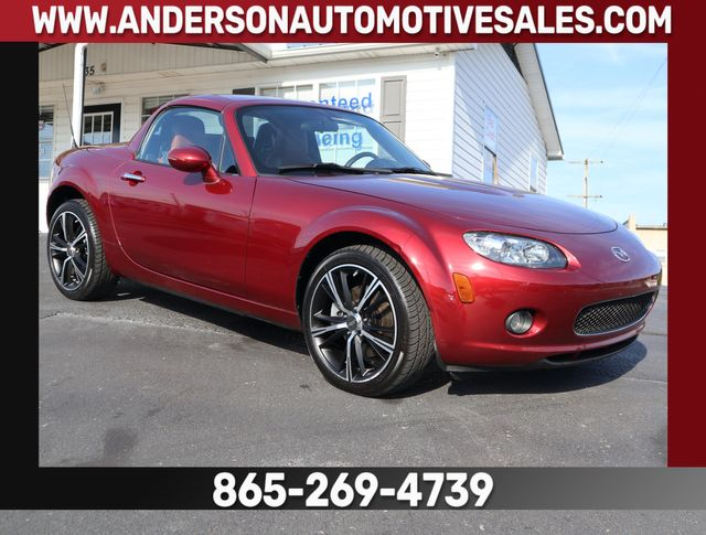 2008 Mazda MX-5 Miata Grand Touring in Clinton, TN 37716